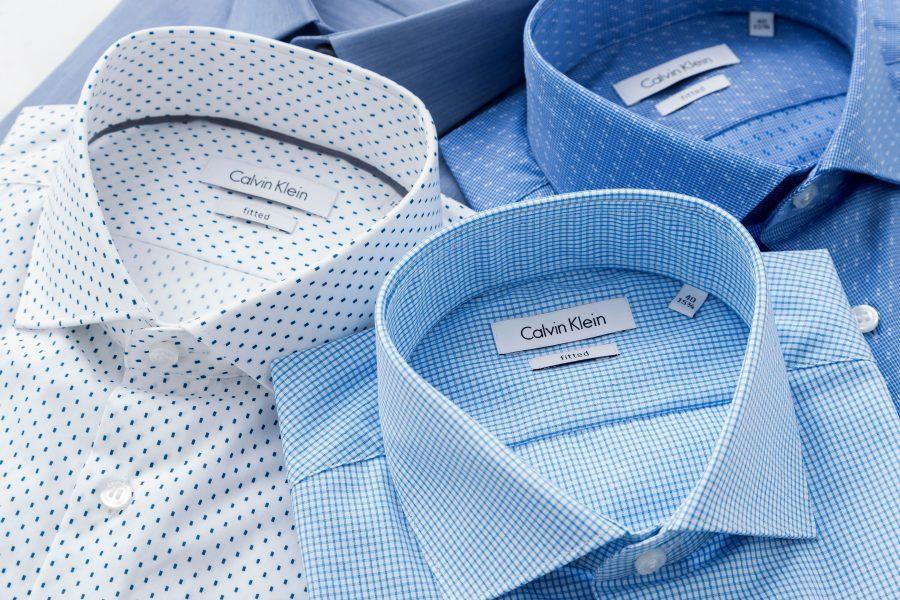 Hemden voor Hem – Stijlvolle classic Calvin Klein Slimfit overhemden